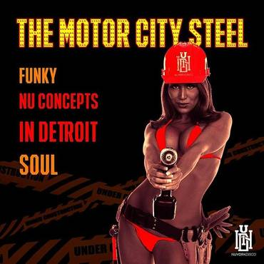 Funky Nu Concepts In Detroit Soul