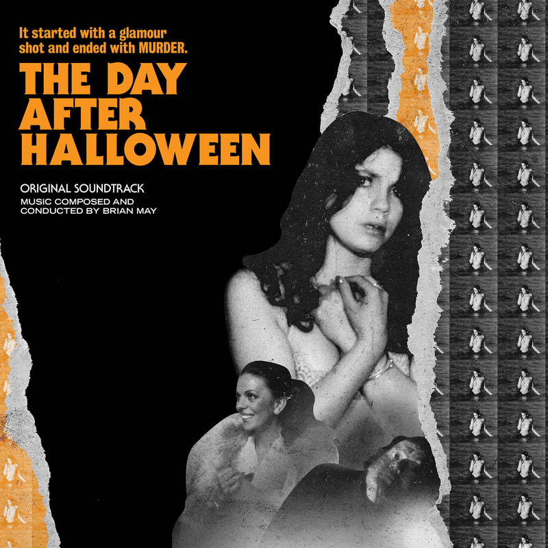 BRIAN MAY THE DAY AFTER HALLOWEEN (1980 ORIGINAL SOUNDTRACK)