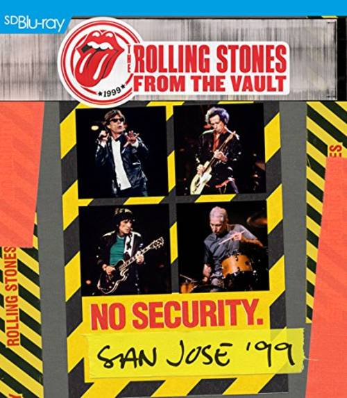 From The Vault: No Security. San Jose '99 [Import Blu-ray+2CD]
