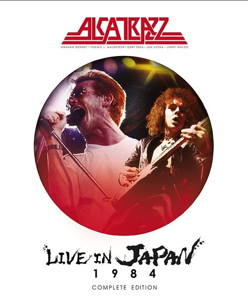 Live In Japan 1984 - Complete Edition [2CD/Blu-ray]