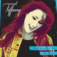 Tiffany - I Think We're Alone Now [Limited Edition Blue Vinyl Single]