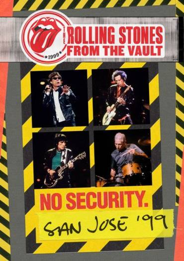 From The Vault: No Security. San Jose '99 [Import DVD+2CD]