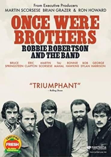Once Were Brothers: Robby Robertson & The Band [DVD]