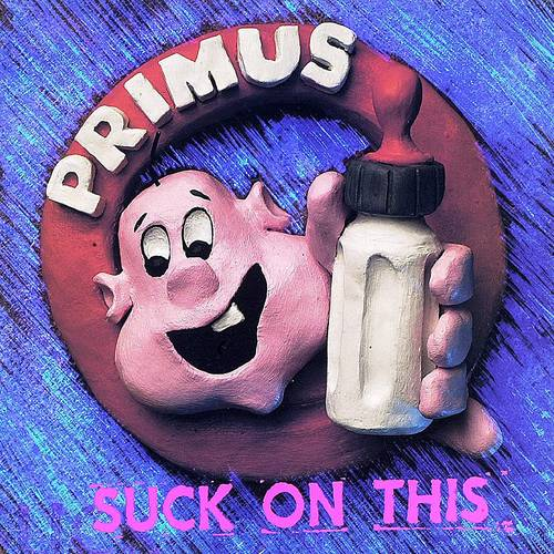 Primus - Suck On This [Cobalt Blue LP]