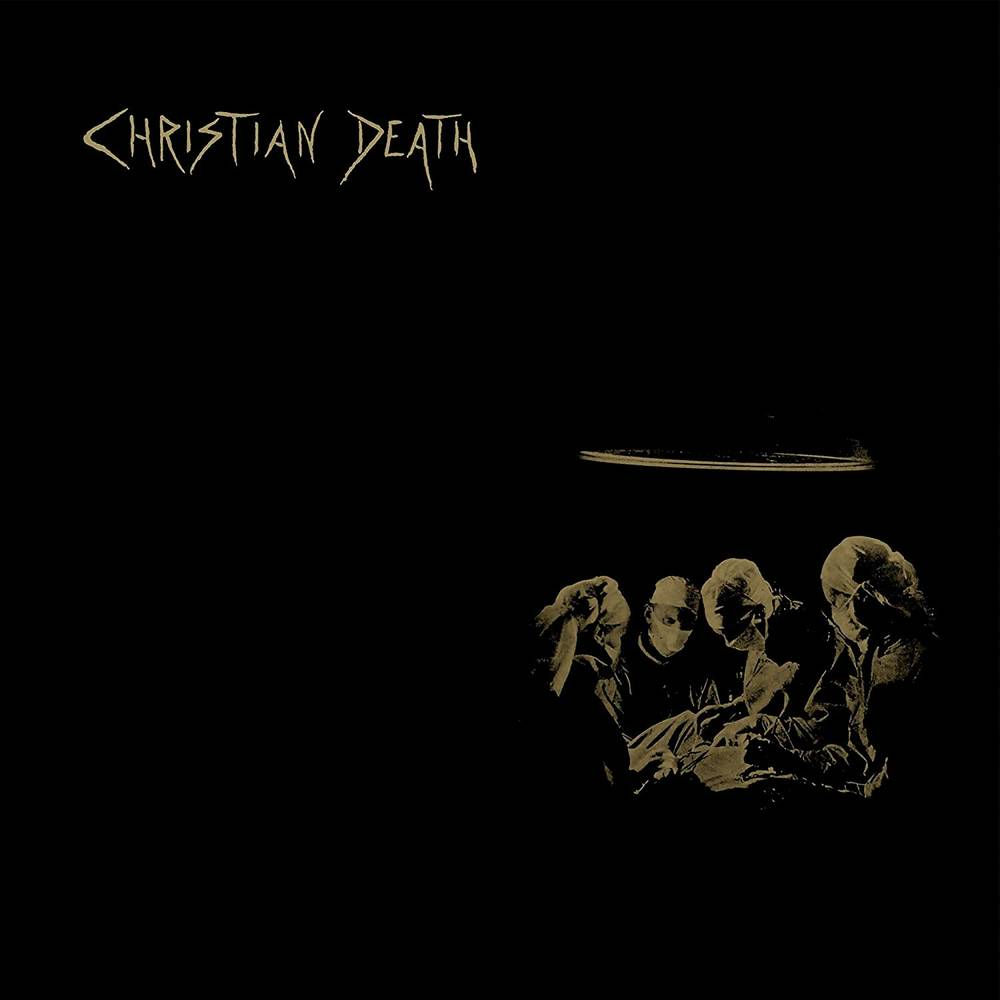 Christian Death - Atrocities [Limited Edition Sun Yellow LP w/Poster]