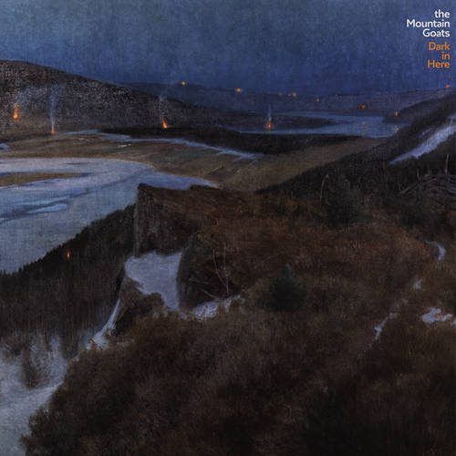 The Mountain Goats - Dark In Here [Indie Exclusive Limited Edition Blue 2LP]