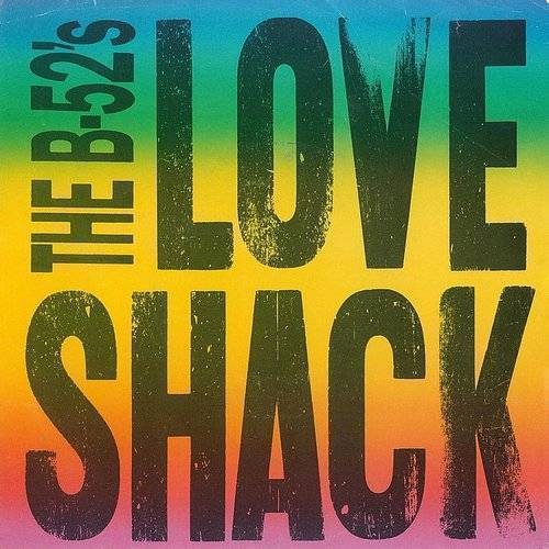 Love Shack [Edit] / Channel Z [Digital 45]