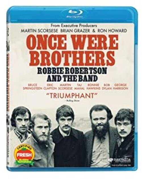 Once Were Brothers: Robby Robertson & The Band [Blu-ray]
