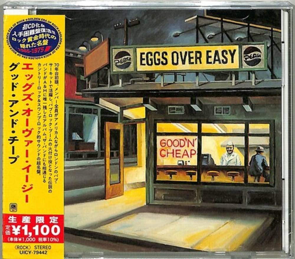 Eggs Over Easy - Good 'N' Cheap (Japanese Reissue) [Import]