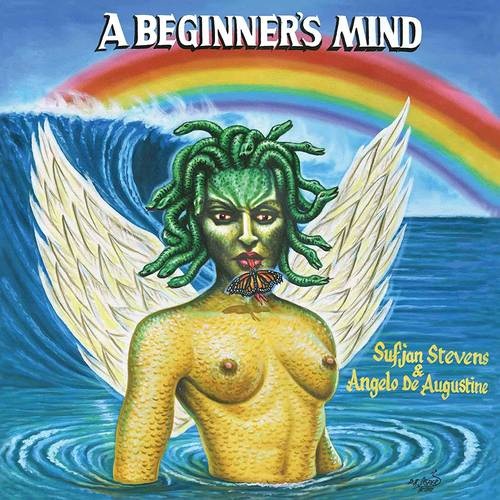 Sufjan Stevens & Angelo De Augustine - A Beginner's Mind [Indie Exclusive Limited Edition Olympus Perseus Shield Gold [LP]