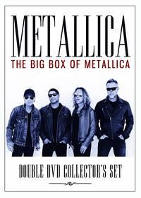 Metallica - The Big Box Of Metallica [DVD]