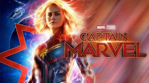 Captain Marvel [Movie]