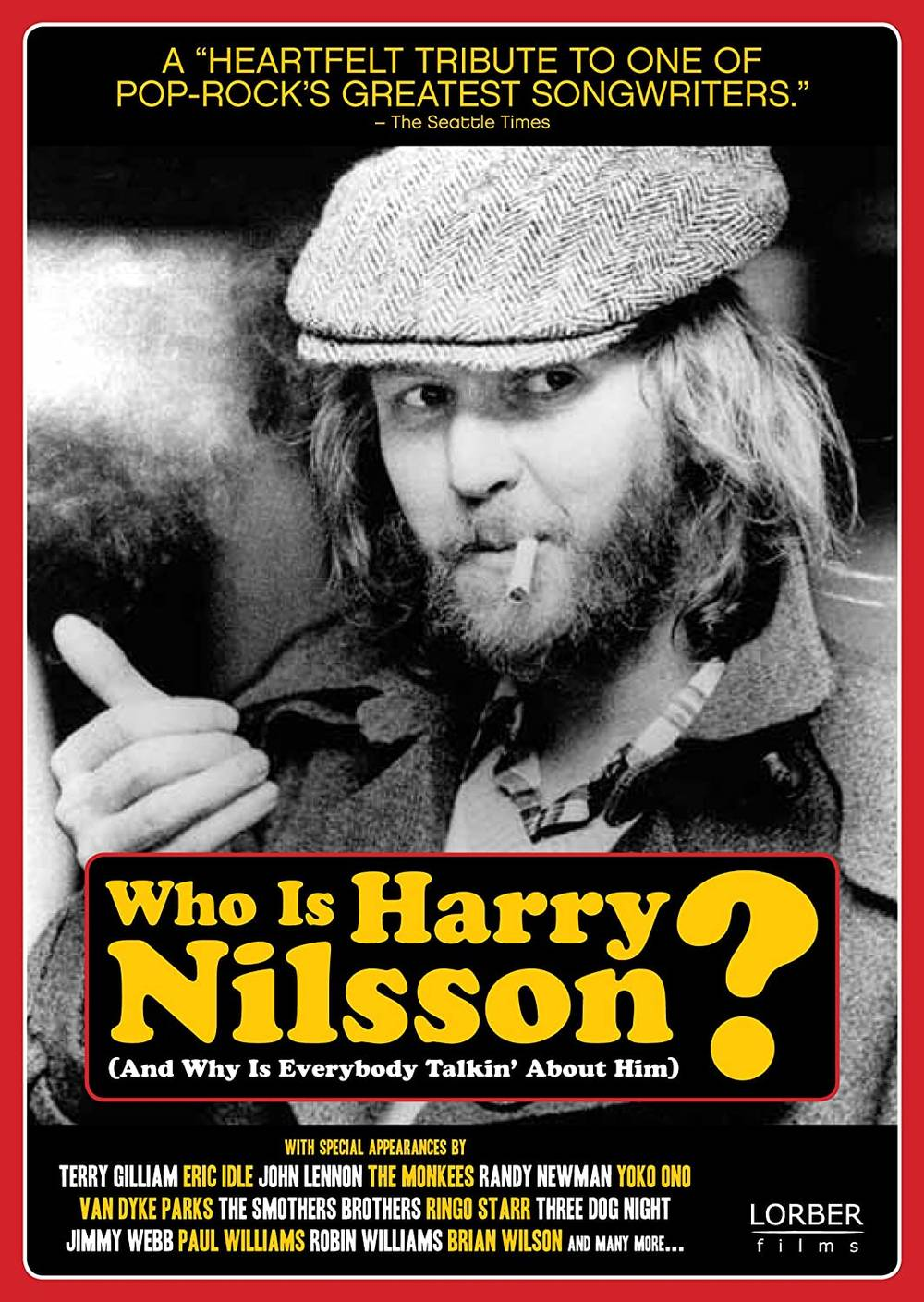Harry Nilsson - Who is Harry Nilsson (And Why Is Everybody Talkin' About Him)?