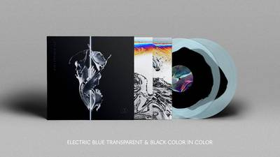 The Glitch Mob - See Without Eyes [Indie Exclusive Limited Edition Electric Blue Transparent & Black LP]