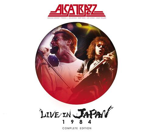 Live In Japan 1984 - Complete Edition [3LP]