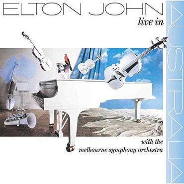 Live In Australia With The Melbourne Symphony Orchestra [2LP]