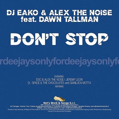 Don't Stop (Feat. Dawn Tallman)