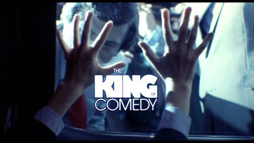 The King Of Comedy [Movie]