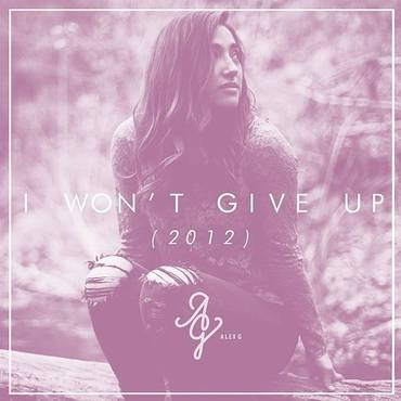 I Won't Give Up - Single