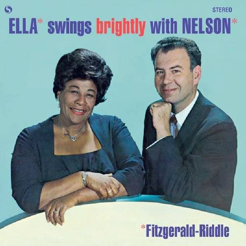 Ella Swings Brightly With Nelson [Import LP]