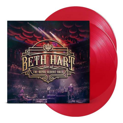 Live At The Royal Albert Hall [Import Limited Edition Red 3LP]