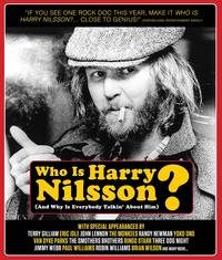 Harry Nilsson - Who is Harry Nilsson (And Why Is Everybody Talkin' About Him)? [Blu-ray]