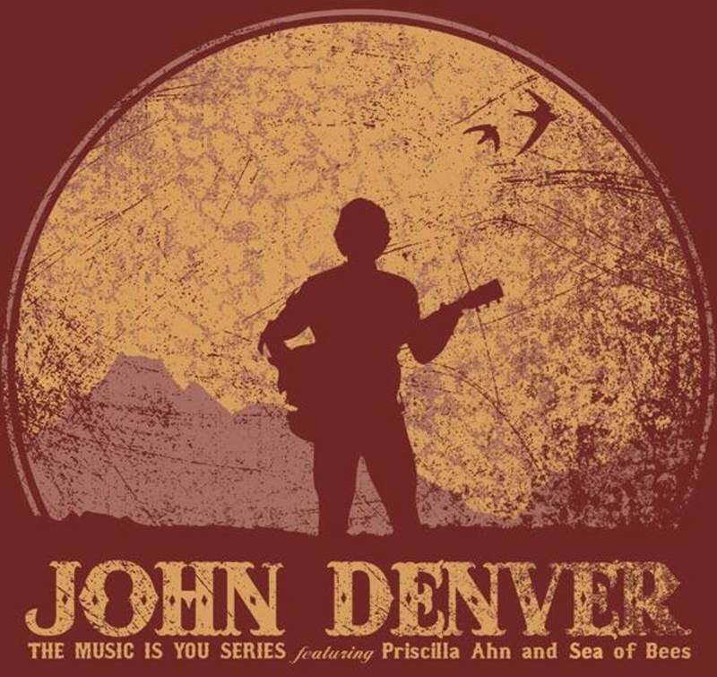 John Denver The Music Is You Series Featuring Priscilla Ahn and Sea of Bees