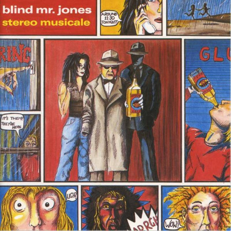 Blind Mr. Jones Stereo Musicale (Expanded)