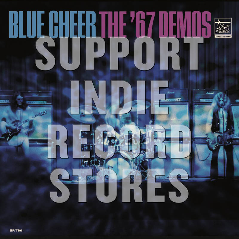 Blue Cheer The '67 Demos