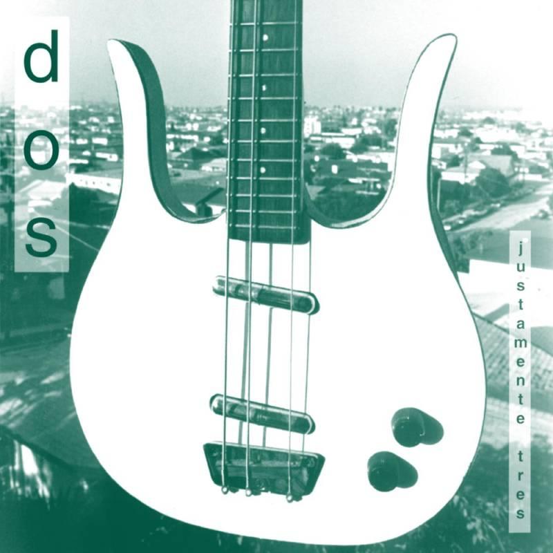 """RSD 2021, ristampato """"Justamente Tres"""" dei Dos 2 - fanzine"""