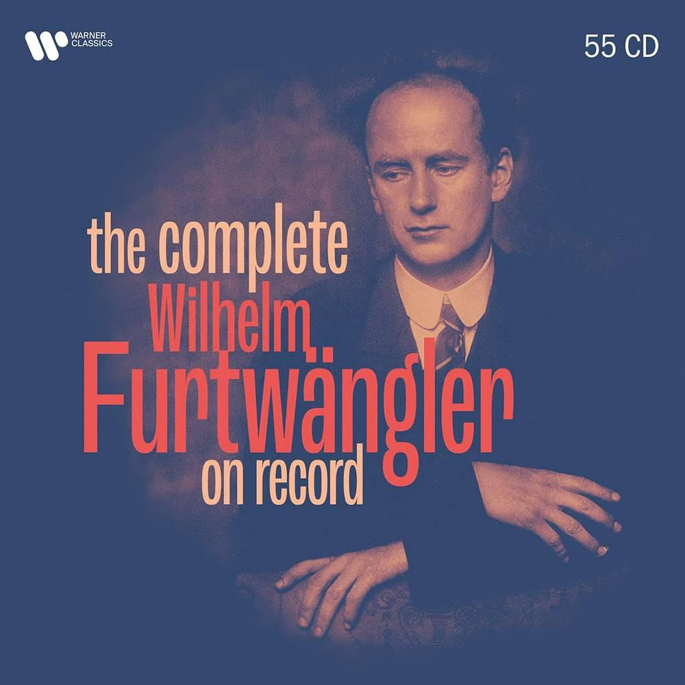 Wilhelm Furtwängler - Furtwangler: The Complete Studio Recordings [55CD]