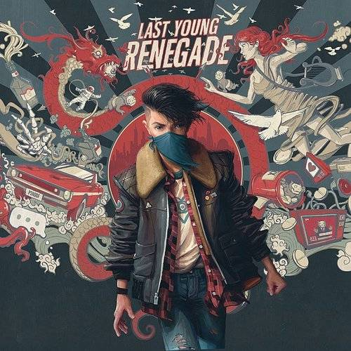 Last Young Renegade - Single