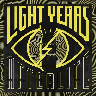 Light Years - Afterlife [Limited Edition Black/Yellow LP]