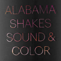 Alabama Shakes - Sound & Color: Deluxe Edition [Red/Black/Pink Mixed Color-in-Color 2LP]
