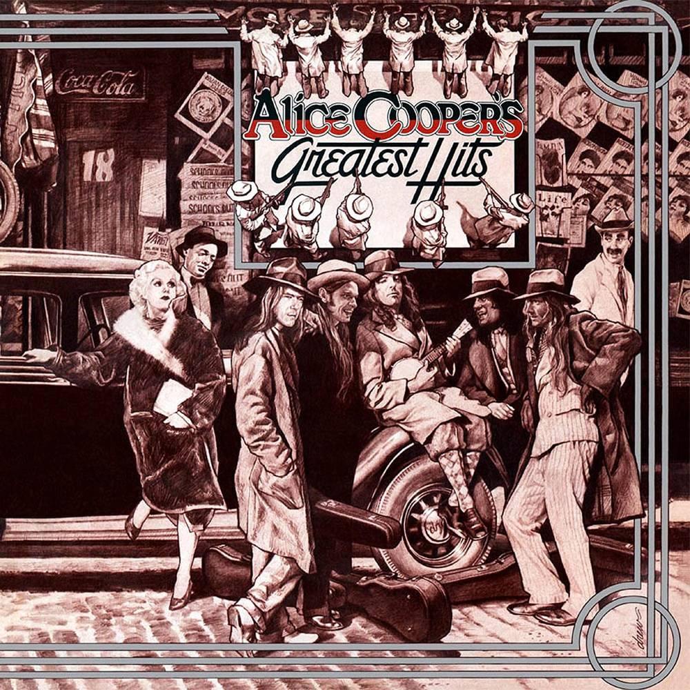 Alice Cooper - Alice Cooper's Greatest Hits [180 gram audiophile vinyl/Limited Anniversary Edition]
