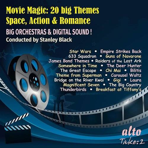 Movie Music: 20 Big Themes - Space - Action - Romance