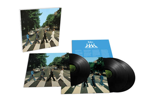 Abbey Road: Anniversary Edition [Deluxe 3LP]