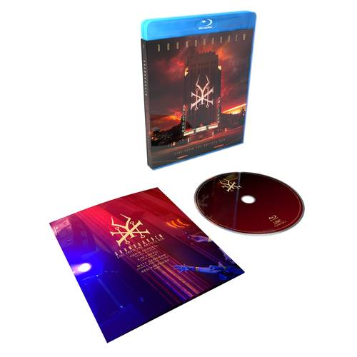 Live From The Artists Den [2 Blu-ray]