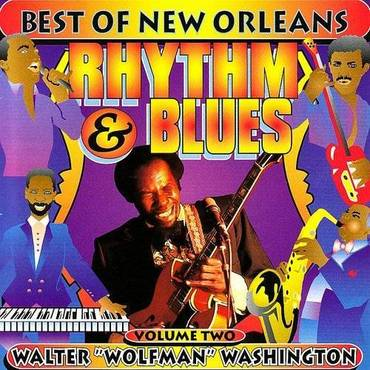 Vol. 2-Best Of New Orleans Rhy