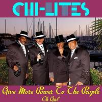 Chi-Lites - (For God's Sake) Give More Power To The People