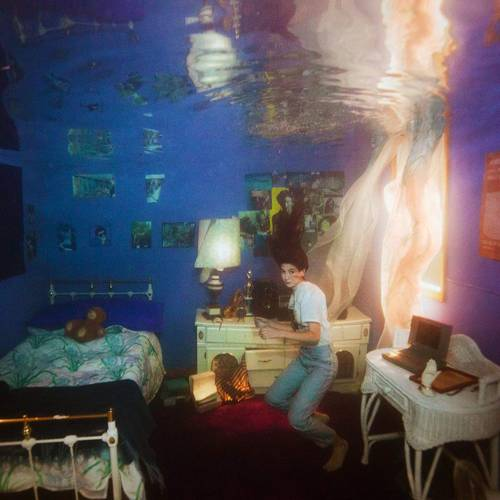 Weyes Blood - Titanic Rising [RSD Essential Indie Colorway Rainbow Splatter LP]