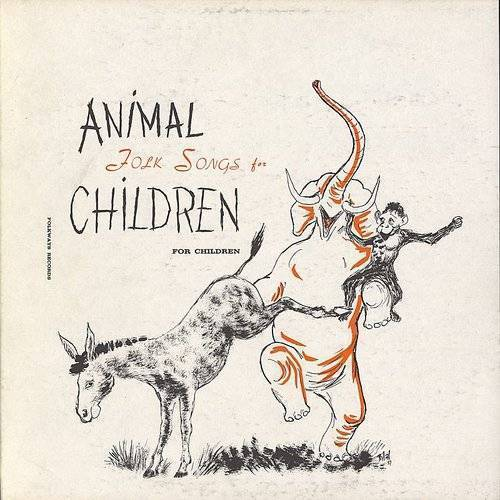 Animal Folk Songs For Children: Selected From Ruth