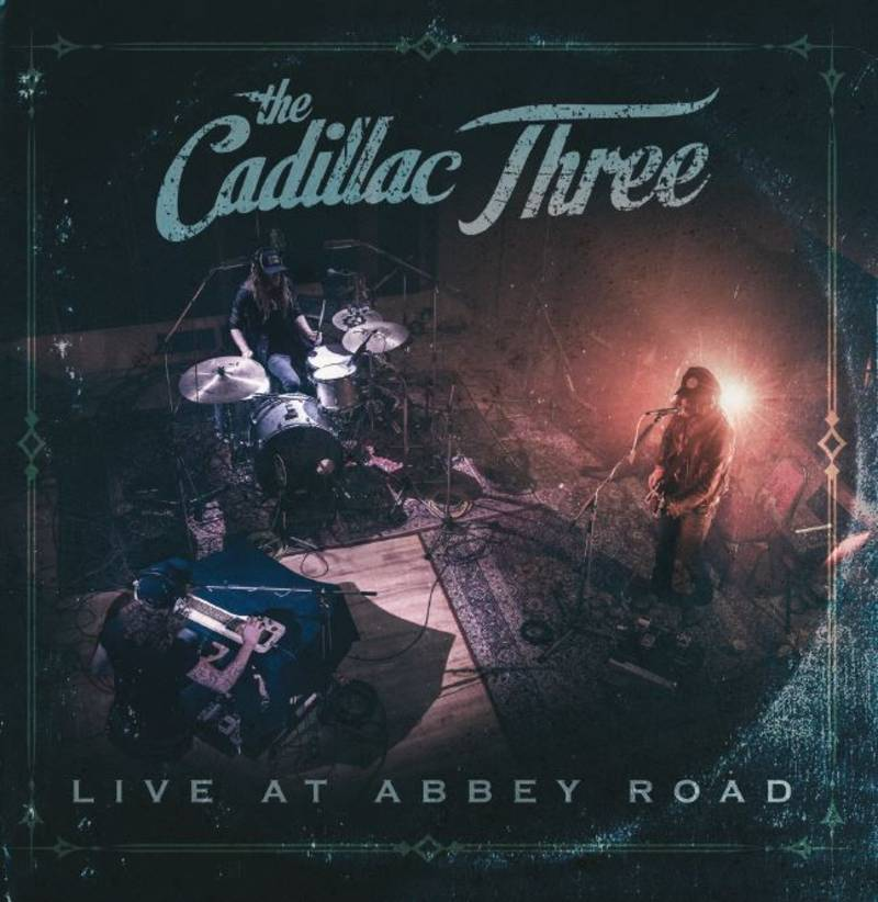 The Cadillac Three Live at Abbey Road
