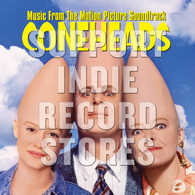 Coneheads Music From The Motion Picture