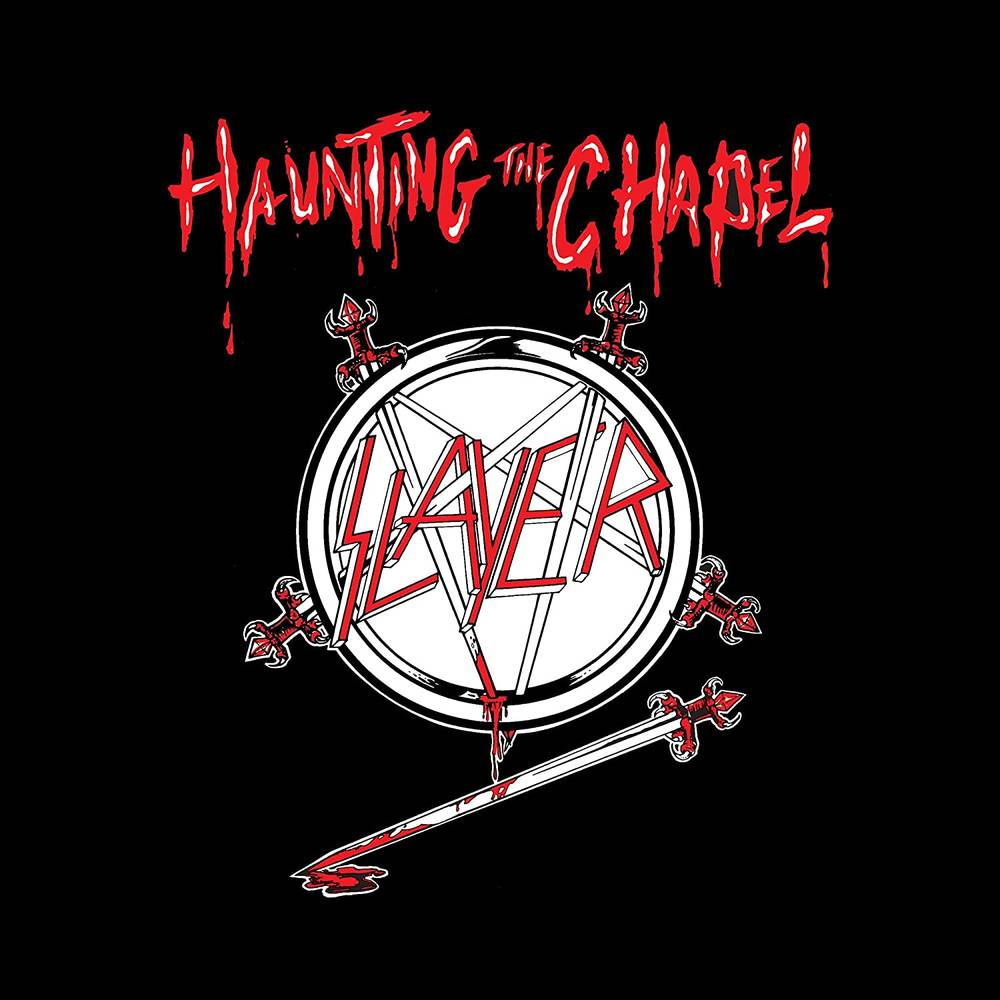 Slayer - Haunting The Chapel [Limited Edition Red & White Marbled LP]