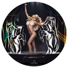 Applause Remix Picture Disc