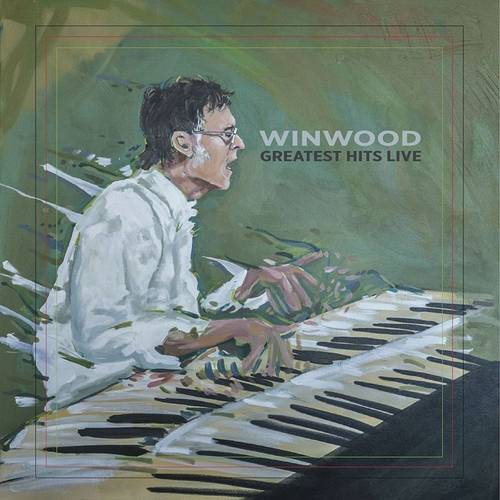 Winwood Greatest Hits Live [LP]