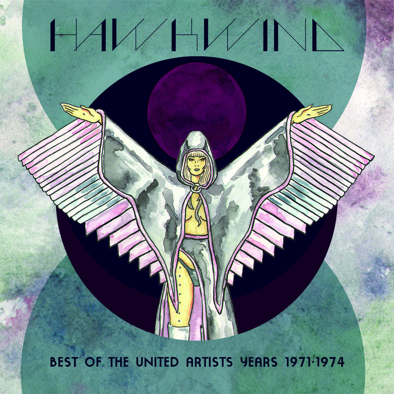 Hawkwind Best of the United Artists Years