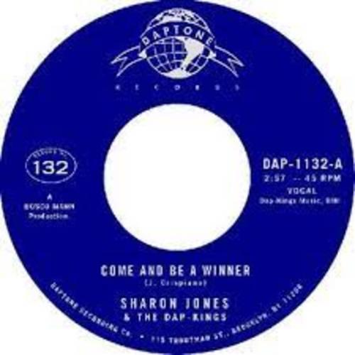 Sharon Jones & the Dap Kings - Come and Be a Winner