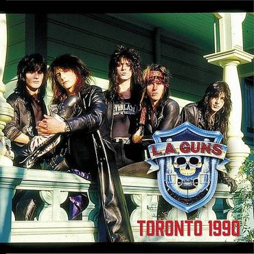 Toronto 1990 (Red & Blue Vinyl) (Blue) (Gate)